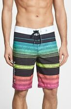Hurley Phantom Lowtide bureau technique Shorts En Multi