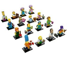 THE SIMPSONS Serie 2 Figura MINI LEGO Figures 71009 Choose Your One SIMPSON 2015