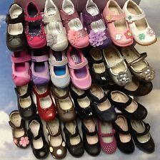 Pediped Girls Flex Collection Size 23-36 US Toddler Size 7 to Youth Size 4