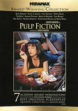 PULP FICTION (COLLECTOR'S EDITION) DVD NEW!