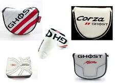 New Selection of Taylormade Putter Headcovers Ghost Corza Daddy Long Legs Manta