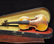 Nice Old Antique French Strad Copy JTL Violin For Restore