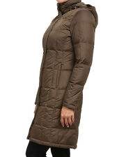 The North Face Metropolis Parka Brown 550 NEW
