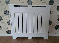Made To Measure Traditional Radiator Cover / Cabinet - Vertical Slats Grille