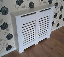 Made To Measure Classic Radiator Cover / Cabinet - Horizontal Slats Grille