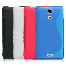 For Sony Xperia ZR M36h New S Line Skidproof Gel skin case cover