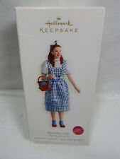 2007 Hallmark Keepsake Ornament Dorothy Gale The Wizard of Oz Box NG MPT