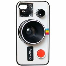 Hard Plastic Case for Iphone Samsung Galaxy S HTC ONE Vintage Retro Camera 2