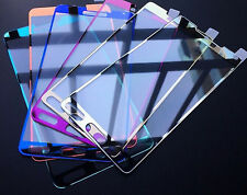 Color Mirror Tempered Glass Film Screen Protector For Samsung Galaxy S4/5/6/Note