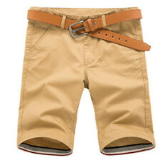New men's men Casual Summer Cotton Cargo loose Shorts pants HOT SELL