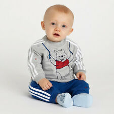 2pcs Baby Long Sleeve Clothing Boy Top+Pants Outfit Kid Clothes Winnie the Pooh