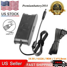 90W AC Adapter Power Supply for Dell Latitude Precision PA-10 PA10 Charger+cord