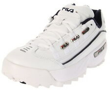 Fila HOMETOWN EXTRA White Men's Shoes FW02751-111 Sz 7.5-13 Fast Shipping