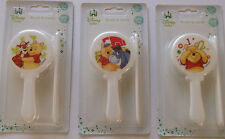 Children Baby Disney Winnie the Pooh Hairbrush & Comb set new 3 Designs 0+ New