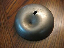 Bullet dent Western Electric 3 inch bell vintage history