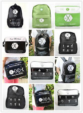EXO EXO-K EXO-M FROM PLANET MAMA KPOP SCHOOLBAG BACKPACK SHOULDER BAG NEW