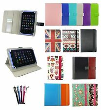 Universal Wallet Case Cover fits Zoostorm 10.1 Inch PlayTab