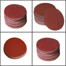 7inch 40#---3000# Sander Disc Sanding Polishing Pad -Select Grits & Sets