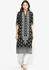 Indian Bollywood Kurta Kurti Designer Women Ethnic Dress Top Tunic Pakistani Sut