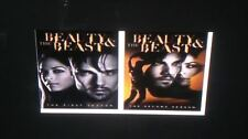 Beauty and the Beast! Season 1 and 2! Free Shipping!!!