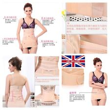 BEST MATERNITY BELLY BAND BELT WRAP TUMMY TUCKER POSTPARTUM GIRDLE CORSET UK NEW
