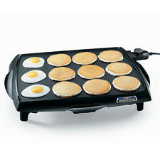 Griddle Big Skillet X Extra Large Grill Breakfast Pancakes Bacon Eggs Camping