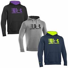2014 UNDER ARMOUR MENS STORM CHARGED COTTON BATTLE HOODIE - NEW HOODY
