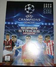 PANINI ADRENALYN 09/10 CHAMPIONS SUPER STRIKES UPDATE ELIGE EQUIPO, SELECT TEAM