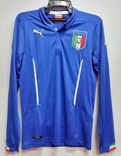 BNWT ITALY ITALIA HOME LONG SLEEVES WORLD CUP 2014 FOOTBALL SOCCER JERSEY TRIKOT