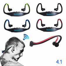 Sport Wireless Bluetooth Handfree Stereo Headset Headphone For iPhone Samsung LO