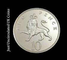 Royal Mint PROOF 10p Ten Pence Coins 1971 - 2017 Various Years ++ FREE P&P ++