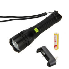 2500LM CREE XML R5 LED Subacquea Impermeabile Diving Torcia Lampada 26650 5 Mode