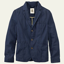 Timberland Men's MT. Hayes Canvas Travel Dark Navy Jacket Style #6840J