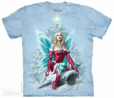 Holiday Fairy T-Shirt From The Mountain - Sizes Adult S - 5X
