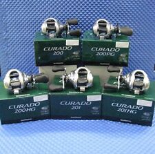 Shimano Curado I Series Baitcasting Reels CHOOSE YOUR MODEL!!