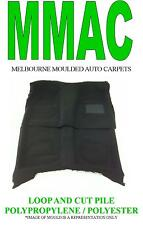 MOULDED CAR CARPETS (G16) HOLDEN RODEO TF DUAL CAB 88-03 F& R