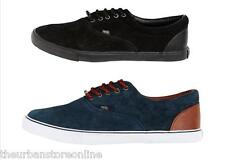 Mossimo Chester Canvas Plimsoll Sneakers Black or Blue/Tan BNWT 40% OFF