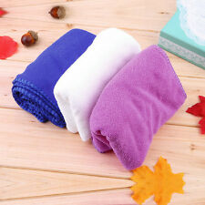 Absorbent Microfiber Drying Bath Beach Towel Washcloth Swimwear Shower Towel  LO