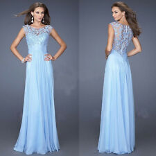 Sexy Women Prom Ball Cocktail Evening Party Formal Gown Long Bridesmaid Dress