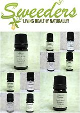 Essential Oils 5ml - Pure Therapeutic Grade Oils Showing Oils From A-C