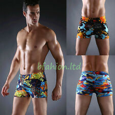 2015 Mens Boys Floral Swim Shorts Beach Swimming Trunks Swimwear Summer Holidays