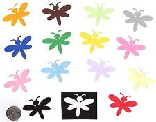 """Dragon Fly Die Cuts - Butterfly Die Cuts -Insect Die Cuts 1-1/2"""" x 2""""- 25 pcs."""