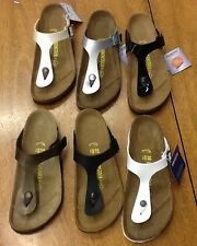 Birkenstock Gizeh sandels brand new many colors, normal width LAST FEW LEFT;