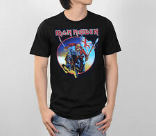 NWOT IRON MAIDEN EDDIE THE TROOPER HEAVY METAL ROCK GRAPHIC MEN TEE T-SHIRT S-XL