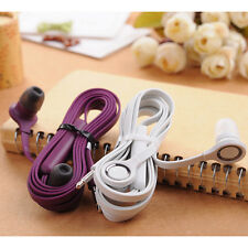 3.5mm In Ear Headphones Mic Headset for HTC Rhyme Desire S ChaCha Sensation PO