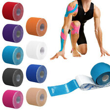 Athletic Muscle Support Sport Rocktape Kinesiology Tape Physio Strapping SOZ
