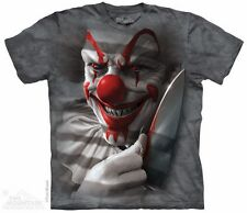 Clown Cut T-Shirt from The Mountain - Sizes Adult S - 5X