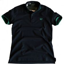 Polo T-shirt Maglia Uomo Men Fred Perry Made Italy 3218