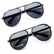 Timberland TB9067 Polarized Aviator Fashion Sunglasses Mens Driving Eyewear