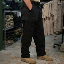 Tactical Pants - Pudala Uniform Tactical BDU pants - BLACK